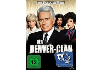Der Denver-Clan - Staffel 6.1 [DVD]
