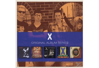 X - Original Album Series [CD]