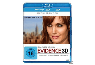 EVIDENCE - (3D Blu-ray)