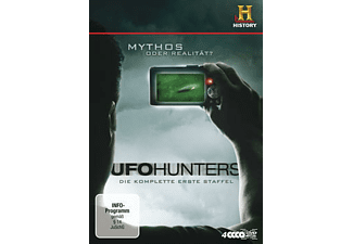 UFO HUNTERS - 1.STAFFEL (1-13) [DVD]