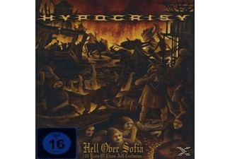 Hypocrisy - Hell Over Sofia - 20 Years Of Chaos And Confusion [DVD]