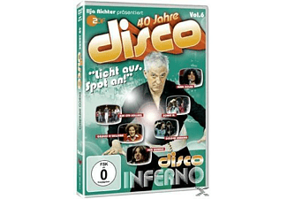 VARIOUS - DISCO INFERNO - DISCO MIT ILJA RICHTER - (DVD)