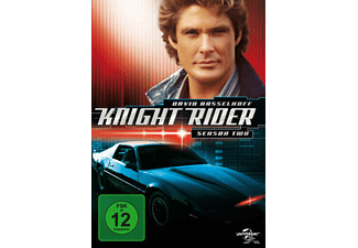 Knight Rider - Staffel 2 [DVD]