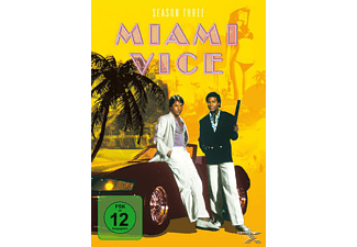 Miami Vice - Staffel 3 - (DVD)
