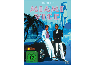 Miami Vice - Staffel 1 (inkl. Pilotfilm) [DVD]