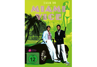 Miami Vice - Staffel 2 [DVD]