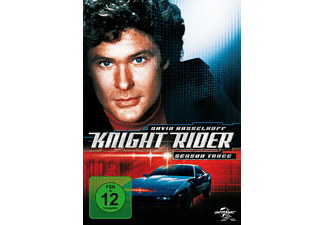 Knight Rider - Staffel 3 - (DVD)