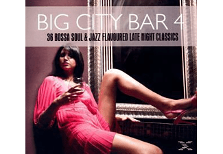 VARIOUS - Big City Bar 4-36 Bossa Soul & Jazz Flavoured Late Night Cla - (CD)