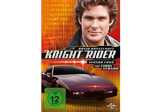 Knight Rider - Staffel 4 - (DVD)