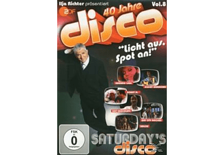 Various, Ilja Richter - SATURDAY S DISCO - DISCO MIT ILJA RICHTER [DVD]