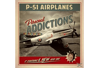 P-51 Airplanes - Personal Addictions [CD]
