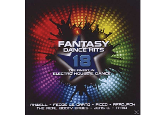 VARIOUS - Fantasy Dance Hits Vol.18 - (CD)