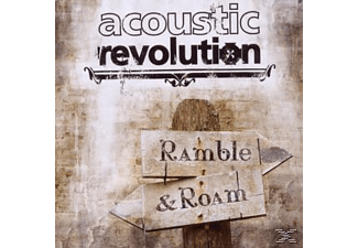Acoustic Revolution - Ramble And Roam [CD]