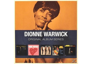 Dionne Warwick - Original Album Series [CD]
