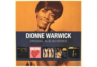 Dionne Warwick - Original Album Series - (CD)