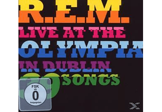 R.E.M. - Live At The Olympia (2cd/1dvd) [DVD]