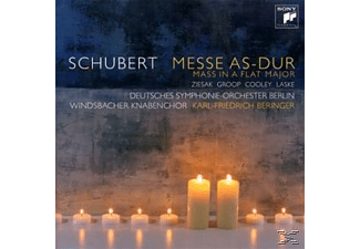 Windsbacher Knabenchor - Messe As-Dur [CD]