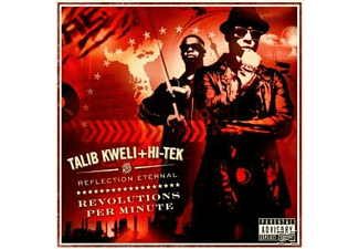 Reflection Eternal: Talib Kweli & Hi-Tek - Revolutions Per Minute [CD]
