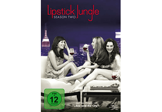 LIPSTICK JUNGLE 2.SEASON [DVD]