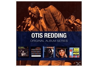 Otis Redding - Original Album Series [CD]
