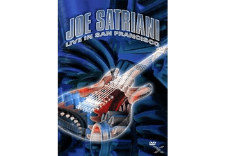 Joe Satriani - Joe Satriani Live In San Francisco [DVD]