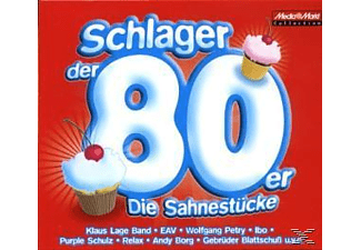 VARIOUS - Various / Media Markt Collection - Die Schlager Der 80er - C - (CD)