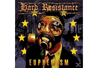 Hard Resistance - Euphemism - (Maxi Single CD)