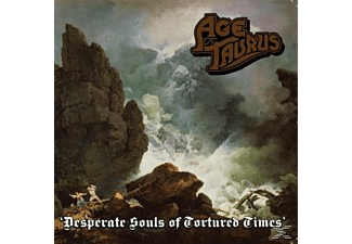 Age Of Taurus - Desperate Souls Of Tortured Times - (Vinyl)