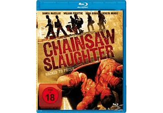 Chainsaw Slaughter - (Blu-ray)