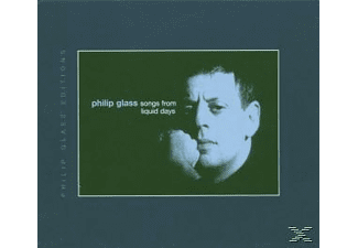 Philip Glass - Songs From Liquid Days [CD]