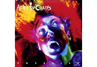 Alice in Chains - Facelift [CD]