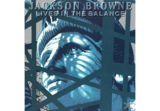 Jackson Browne - Lives In The Balance - (CD)