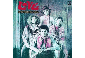 Love - Four Sail (Expanded & Remastered) [CD]