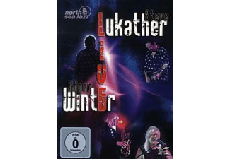 Lukather, Steve & Winter, Edgar - LIVE AT NORTH SEA FESTIVAL [DVD]