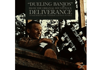 OST/Weissberg,Eric/Brickman,Marshall - Deliverance [CD]