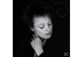 Laurie Anderson - Strange Angels [CD]