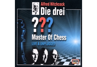 Die drei ??? - Master of Chess - (CD)
