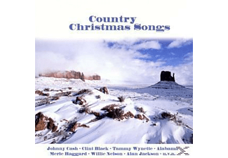 VARIOUS - Country Christmas Songs [CD]