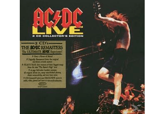 AC/DC - Live (2 Cd Collector's Edition) [CD]