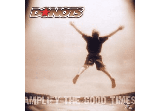 Donots - AMPLIFY THE GOOD TIMES (NEUAUFLAGE) [CD]