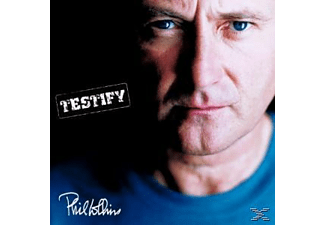 Phil Collins - Testify [CD]