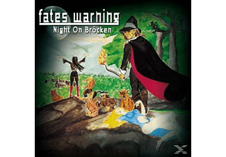 Fates Warning - NIGHT ON BROECKEN (RE-RELEASE) - (CD)