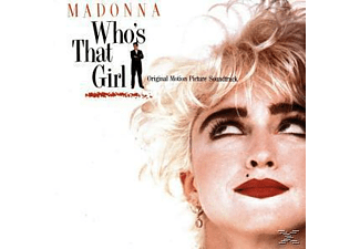 Madonna - Who's That Girl? [CD]