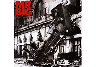 MR.BIG - Lean In To It - (CD)