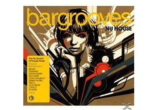 VARIOUS, Andy/compiled By) Various/daniell - Bargrooves-Nu House - (CD)