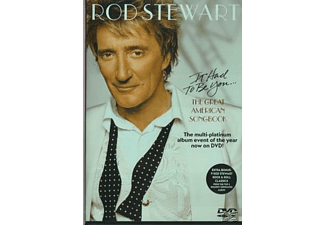 Rod Stewart - IT HAD TO BE YOU - THE GREAT AMERICAN SONGBOOK [DVD]