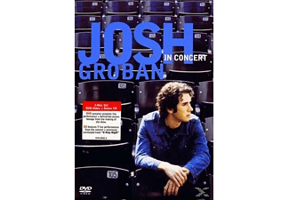 - Josh Groban - In Concert - (DVD)