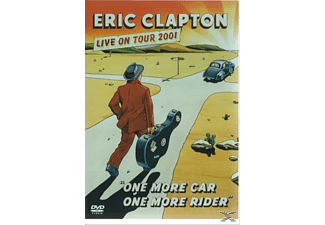 Eric Clapton - One More Car, One More Rider (Live On Tour 2001) [DVD]