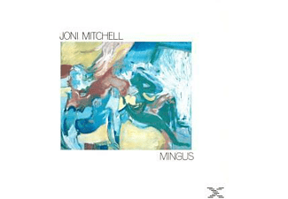 Joni Mitchell - Memorys Of Mingus [CD]