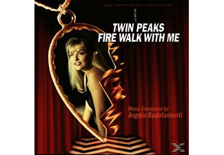Angelo Badalamenti - Twin Peaks-Fire Walk With Me [CD]